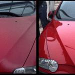 Pintar coche con aerografo