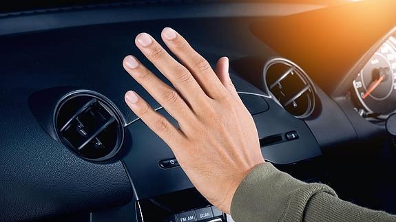 Poner aire acondicionado coche