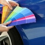 Pintar coche color mate