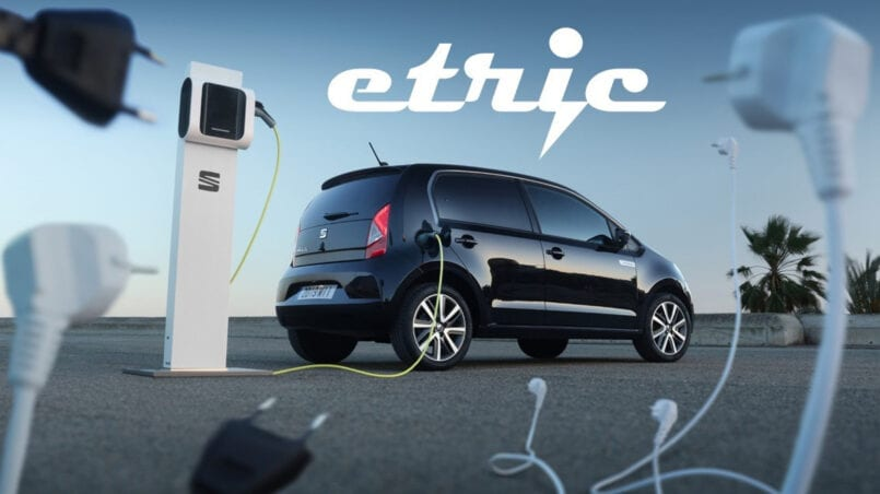 Primer coche electrico en españa