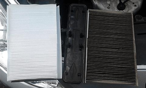 Productos para limpiar el aire acondicionado del coche