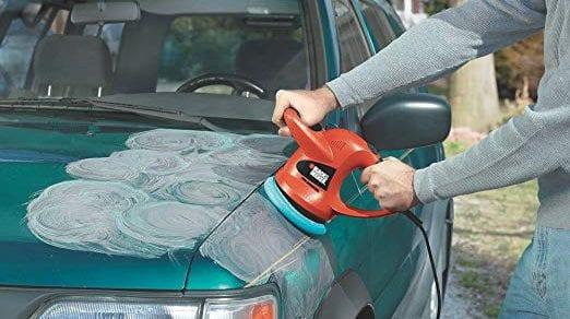 Pulir o pintar coche