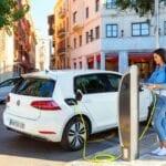 Coste carga coche electrico