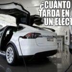 Planos coche electrico tecnologia