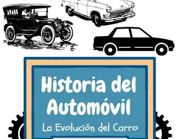 Quien invento el coche de gasolina
