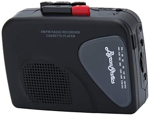 Radio cassette coche cinta