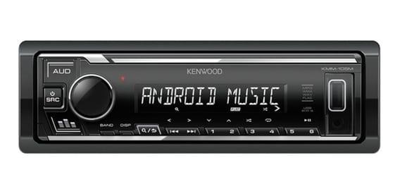Radio cassette coche kenwood