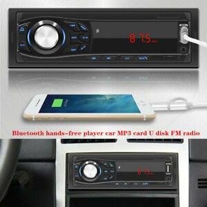 Radio cd coche con manos libres