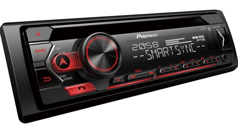 Radio cd coche norauto