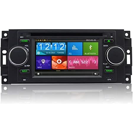 Radio cd con gps para coche
