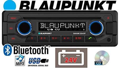 Radio cd usb bluetooth coche