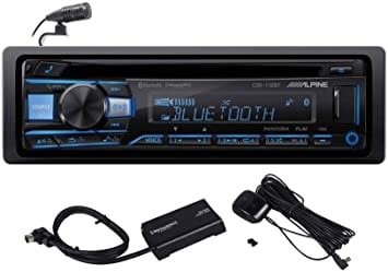 Radio coche alpine bluetooth