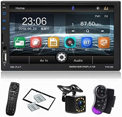 Radio tactil para coche