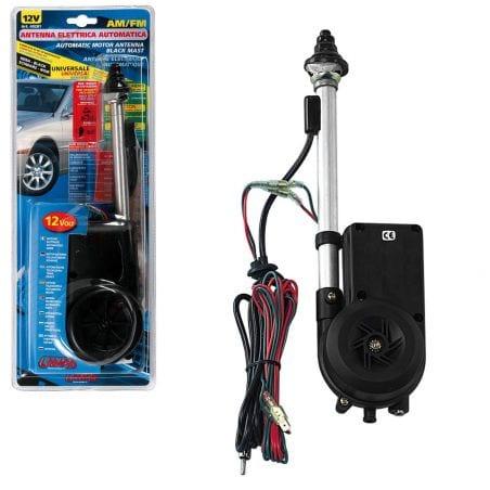 Reparar antena electrica coche
