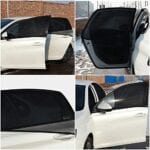 Reparar asientos de piel coche