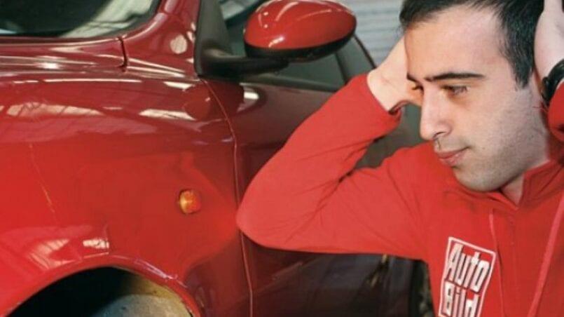 Reparar picotazos pintura coche
