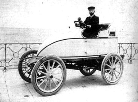 Robert anderson inventor coche electrico