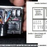 Antena radio coche amplificada