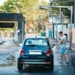 Como lavar un coche nuevo