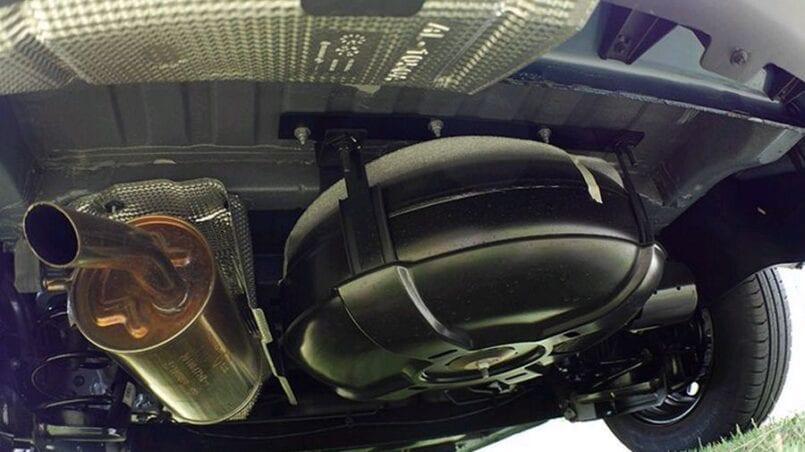 Se puede transformar un coche diesel a gas