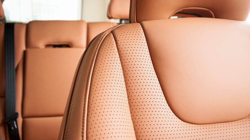 Tapizar en piel asientos de coche