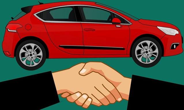 Vender coche por matricula