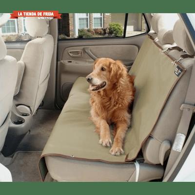 Proteccion asientos coche perros