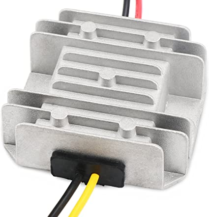 Transformador para radio de coche