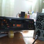 Radio mp3 usb bluetooth para coche