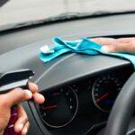 Como limpiar los focos de un coche