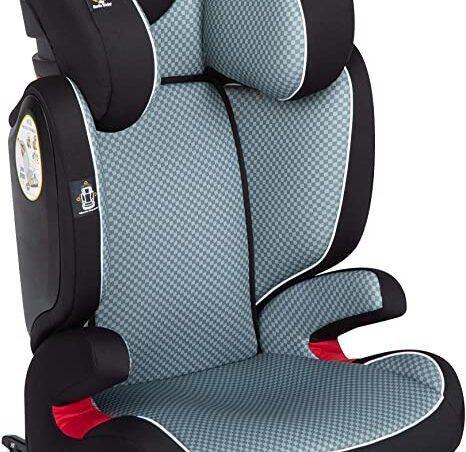 Mejor silla coche grupo 2 3 isofix
