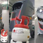 Sellador fugas aire acondicionado coche