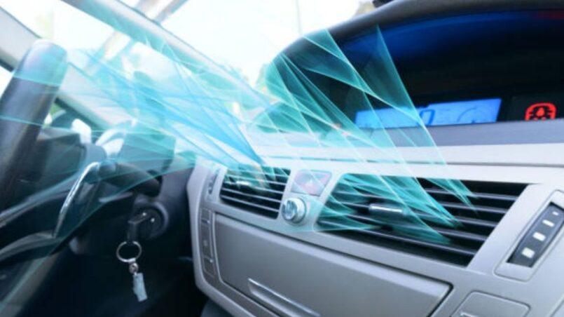 Tubo aire acondicionado auto