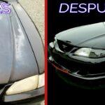 Pintar coche en mate