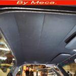 Como arreglar un arañazo profundo en el auto