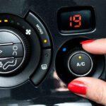 Spray para limpiar aire acondicionado auto