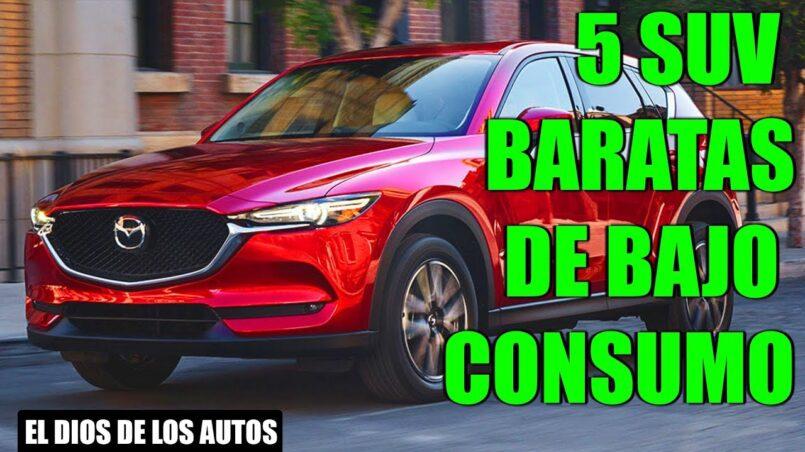 Carro gasolina bajo consumo