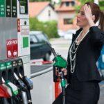 Poner pinzas carro diesel gasolina