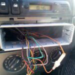 Radio cd con gps para carro