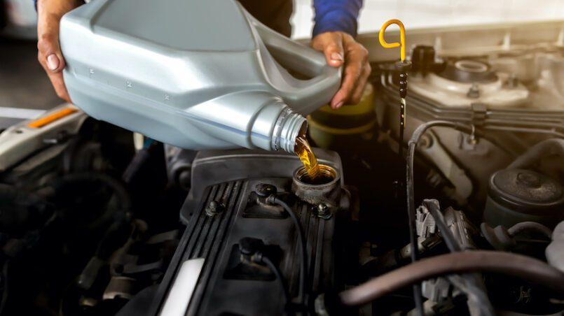 Donde puedo cambiar el aceite al carro yo mismo