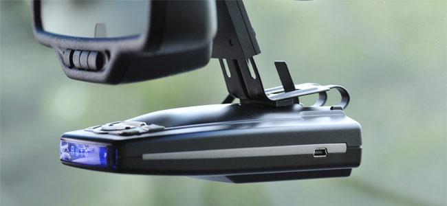 Gps auto con avisador de radares