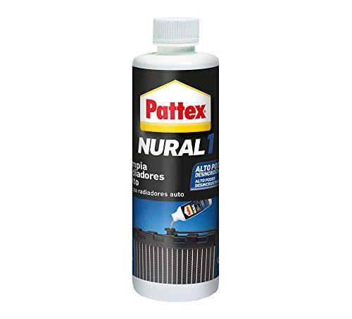 Liquido para limpiar radiadores de carro