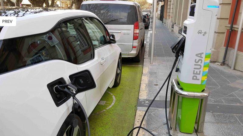 Modos de carga auto electrico
