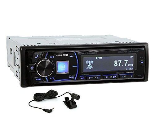 Radio auto alpine bluetooth