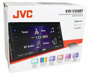 Radio de carro jvc