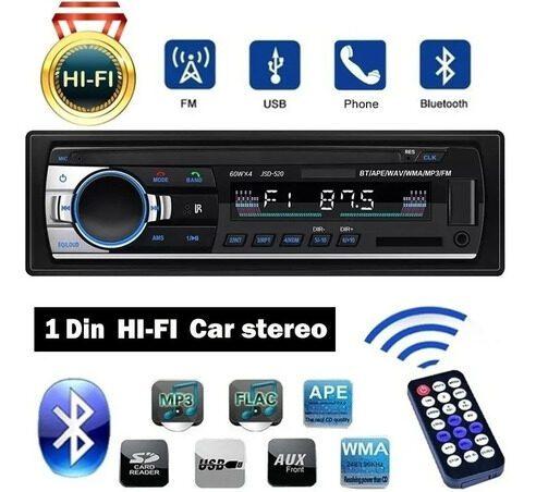 Radio mp3 para auto