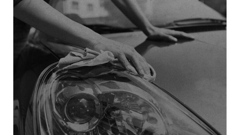 Reparar arañazos plastico carro