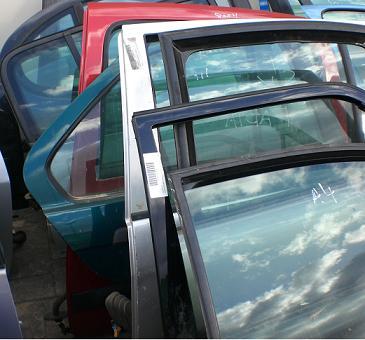 Reparar lunas de auto