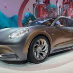 Motor electrico rueda auto